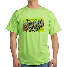 San Jose California Greetings T-Shirt