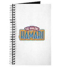 The Amazing Kamari Journal