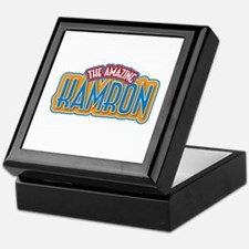 The Amazing Kamron Keepsake Box