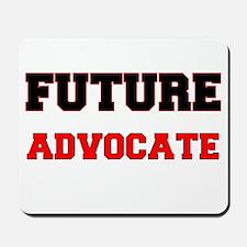 Future Advocate Mousepad