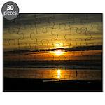Oregon Sunset Puzzle