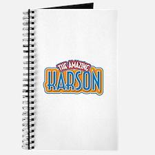 The Amazing Karson Journal