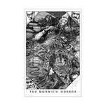 Wilbur Whateley Mini Poster Print
