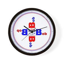"""""""Spinner"""" Wall Clock"""