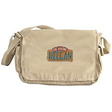The Amazing Keegan Messenger Bag