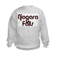 Niagara Falls Cool Sweatshirt