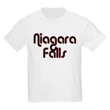 Niagara Falls Cool Kids T-Shirt