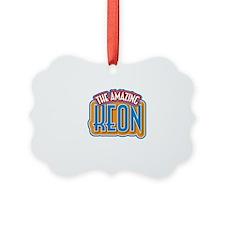 The Amazing Keon Ornament