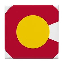 Colorado C Tile Coaster