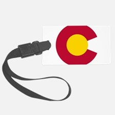 Colorado C Luggage Tag