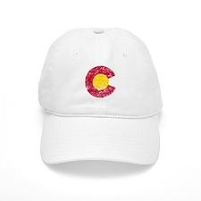 Aged Colorado C Baseball Cap