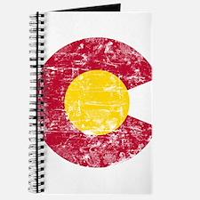 Aged Colorado C Journal