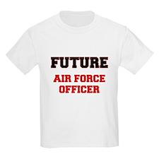 Future Air Force Officer T-Shirt