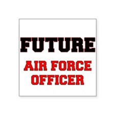 Future Air Force Officer Sticker