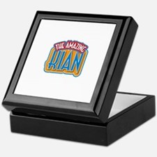 The Amazing Kian Keepsake Box