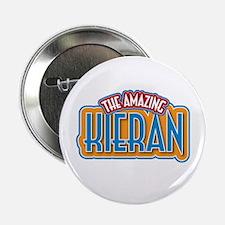 """The Amazing Kieran 2.25"""" Button"""