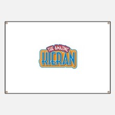 The Amazing Kieran Banner