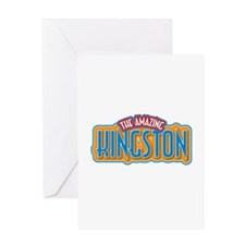 The Amazing Kingston Greeting Card