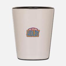 The Amazing Kolby Shot Glass
