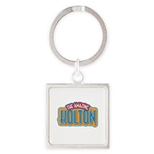 The Amazing Kolton Keychains