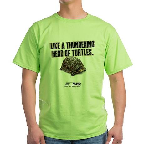Thundering Herd of Turtles (NS) T-Shirt