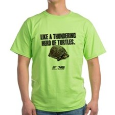 Thundering Herd of Turtles (NS) T-Shirt