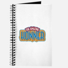 The Amazing Konner Journal