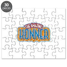 The Amazing Konner Puzzle