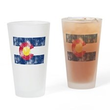 Colorado Pint Glass