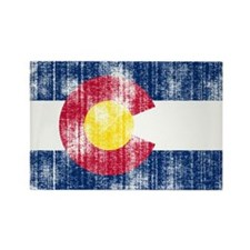 Colorado Rectangle Magnet (10 pack)