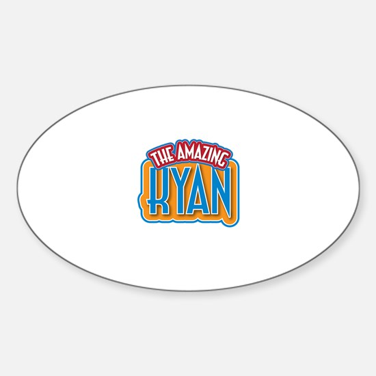 The Amazing Kyan Decal