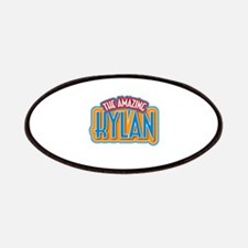 The Amazing Kylan Patches