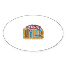 The Amazing Kyler Decal