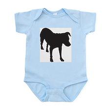 Bo Silhouette Infant Bodysuit