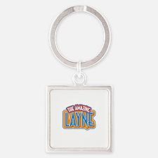 The Amazing Layne Keychains
