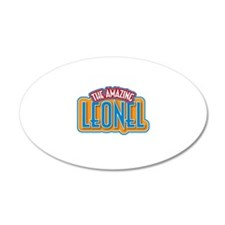 The Amazing Leonel Wall Decal