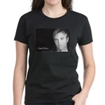 headshot Women's Dark T-Shirt