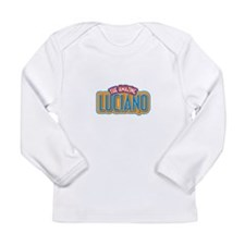 The Amazing Luciano Long Sleeve T-Shirt