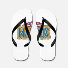 The Amazing Maddox Flip Flops