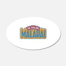The Amazing Malakai Wall Decal
