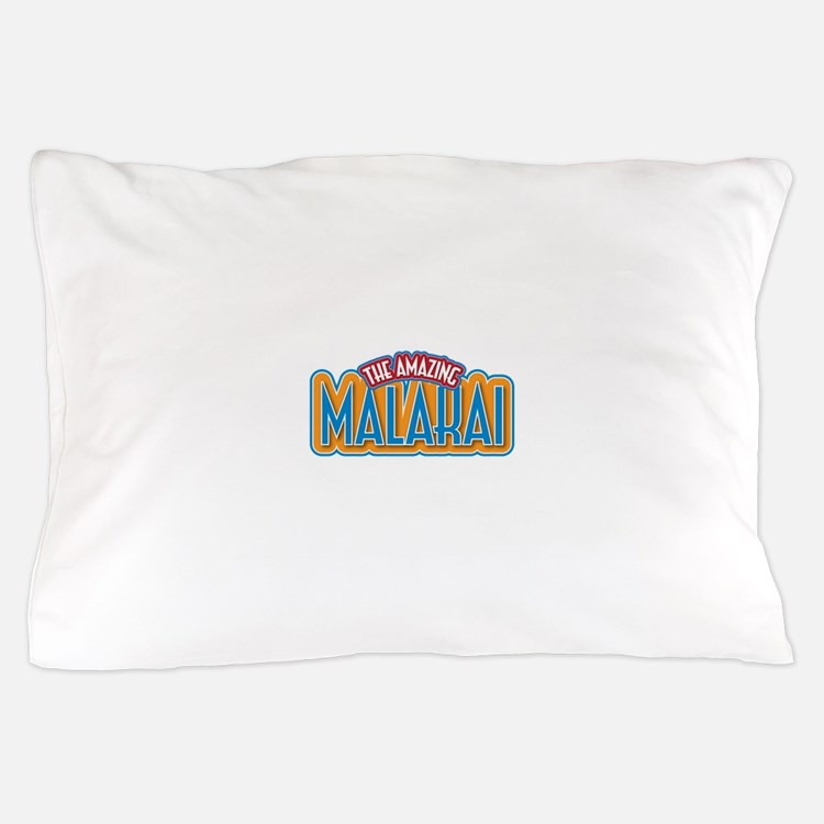 The Amazing Malakai Pillow Case