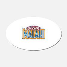 The Amazing Malaki Wall Decal