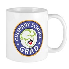 Culinary School Grad Small Mug