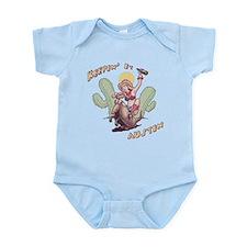 Keepin' It Austin Infant Bodysuit