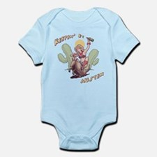 Keepin' It Austin Infant Bodysuit