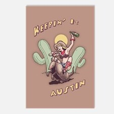 Keepin' It Austin Postcards (Package of 8)