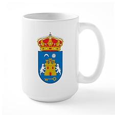 Escudo de Alanís (Sevilla) Mug