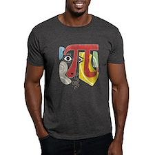 Pi-Casso Pi Symbol T-Shirt