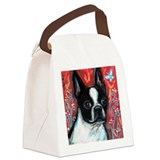 Boston terrier Lunch Sacks