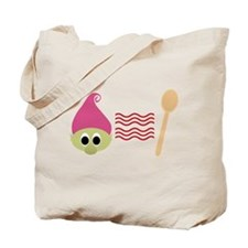 Troll Bacon Spoon Tote Bag